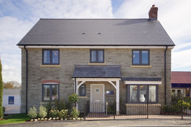Thumbnail Detached house for sale in Charfield Village, Charfield, Wotton-Under-Edge