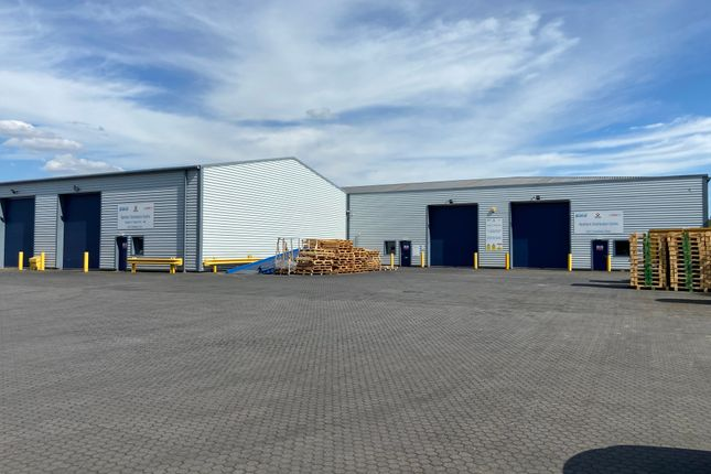 Thumbnail Warehouse to let in Good Hope Close, Normanton