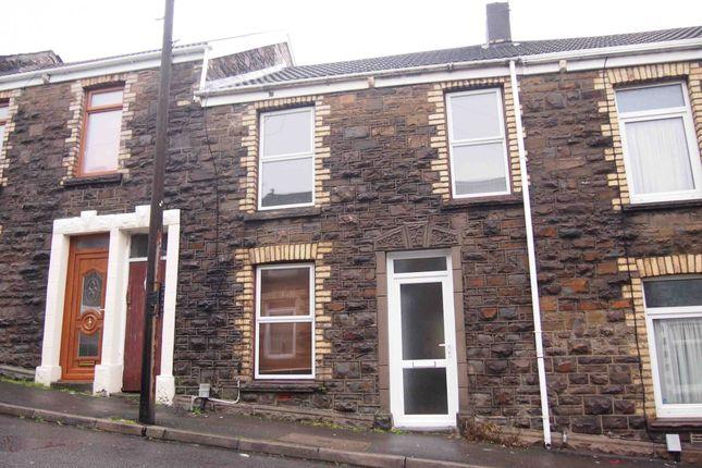 Thumbnail Terraced house to rent in Pleasant Street, Morriston, Swansea, Abertawe