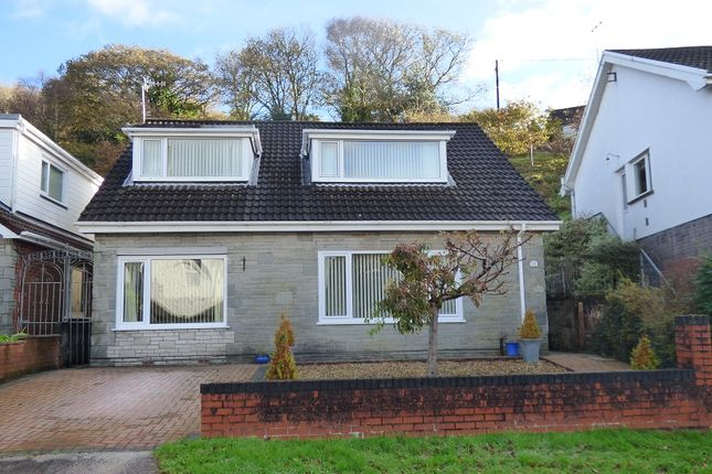 Thumbnail Detached bungalow for sale in Wenallt Road, Tonna, Neath .