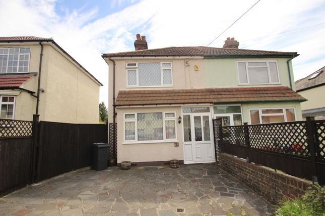 3 bed semi-detached house for sale in Vine Road, Green Street Green