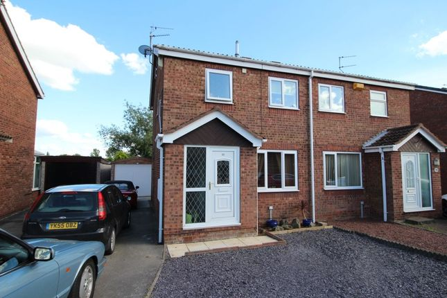 3 bed semi-detached house for sale in Woburn Drive, Goole