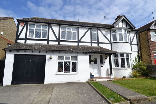 Thumbnail Detached house for sale in Fitzroy Road, Whitstable