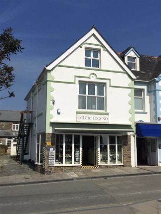 Thumbnail Retail premises for sale in Celtic Legend Gift Shop, Fore Street, Tintagel, Cornwall
