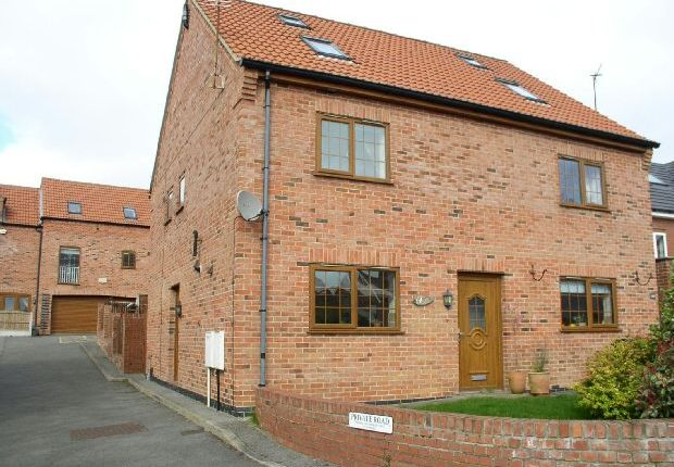 Thumbnail Semi-detached house for sale in Alma Road, Selston, Nottingham