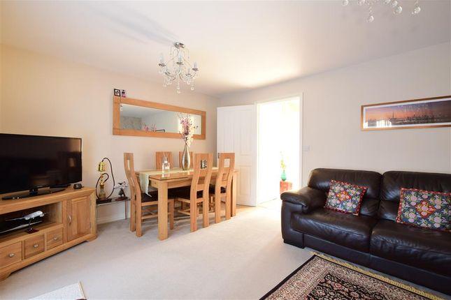 Thumbnail End terrace house for sale in The Alders, Billingshurst, West Sussex
