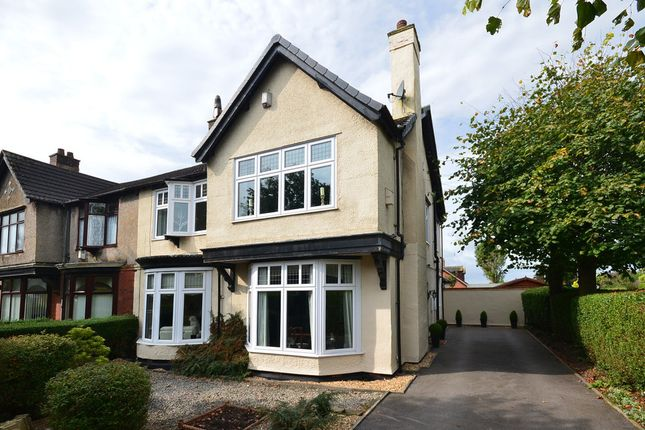 4 bed semi-detached house for sale in Weston Road, Weston Coyney, Stoke-On-Trent