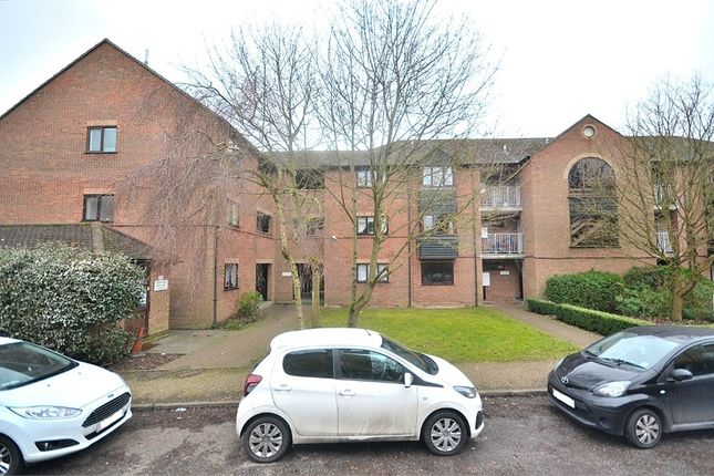 Thumbnail Flat for sale in Haslers Lane, Dunmow, Essex