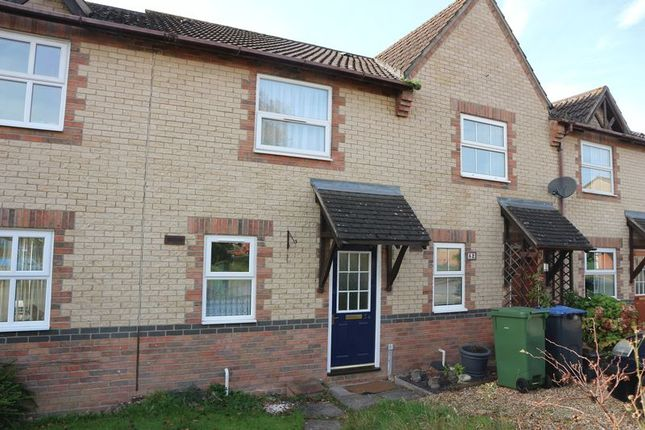 Thumbnail Terraced house to rent in Rowe Mead, Pewsham, Chippenham