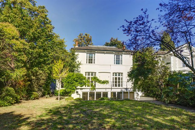 Thumbnail Detached house for sale in Greville Road, St Johns Wood, London