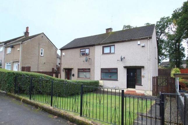 Thumbnail Semi-detached house for sale in Elm Drive, Johnstone, Renfrewshire