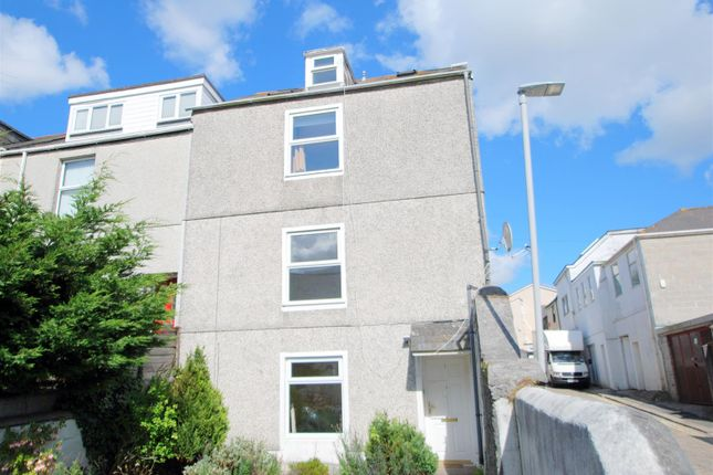 Thumbnail Flat for sale in Clarence Place, Morice Town, Plymouth