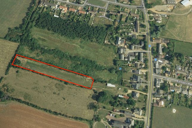 Thumbnail Land for sale in Land To Rear Of Boxworth End, Swavesey, Cambridgeshire