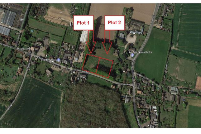 Thumbnail Land for sale in Barnsole Road, Staple, Canterbury
