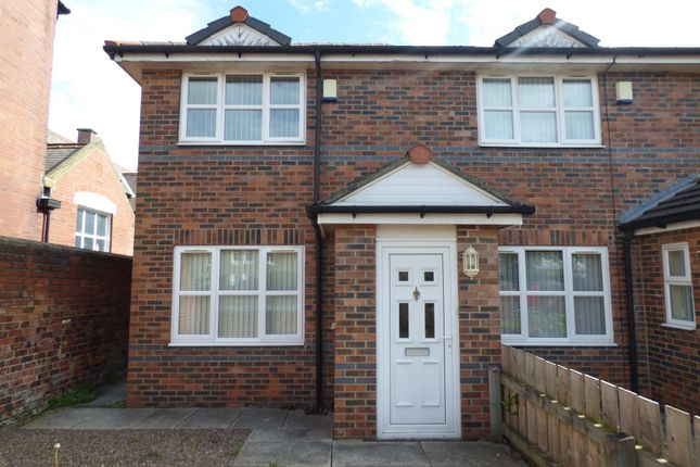 3 bed town house to rent in Station Road, Ashington NE63