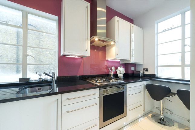 Kitchen of St. Johns Wood Road, London NW8