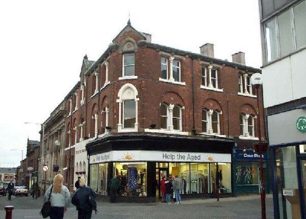 Commercial property to let in Offices At Bank Chambers, Lord Street West, Blackburn