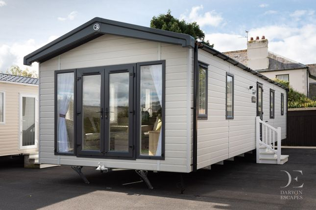 Thumbnail Mobile/park home for sale in Gwespyr, Flintshire, Conwy North Wales