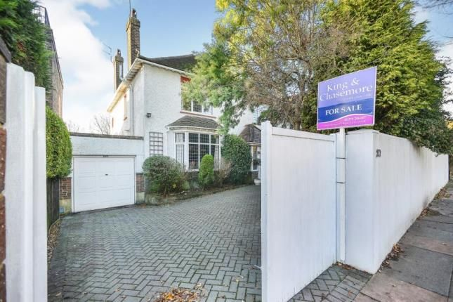 Thumbnail Detached house for sale in Dyke Road, Hove, East Sussex