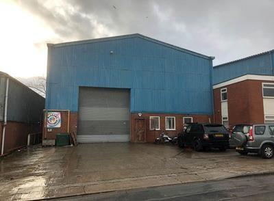 Thumbnail Light industrial for sale in Building 1, Unit 32, Aldon Road, Poulton Business Park, Poulton Le Fylde, Lancashire