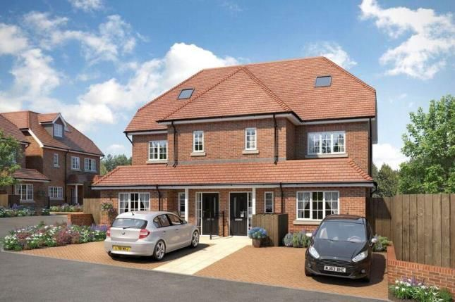 Thumbnail Semi-detached house for sale in Hanbury Mews, Orchard Avenue, Shirley