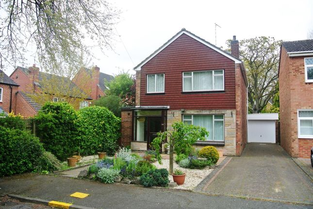 Thumbnail Detached house to rent in Saxon Close, Binley Woods, Coventry
