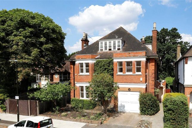 Thumbnail Detached house for sale in Murray Road, Wimbledon Village