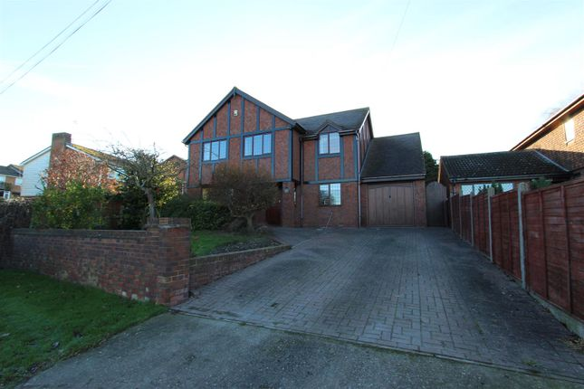 4 bed detached house for sale in Augustine Road, Minster On Sea, Sheerness