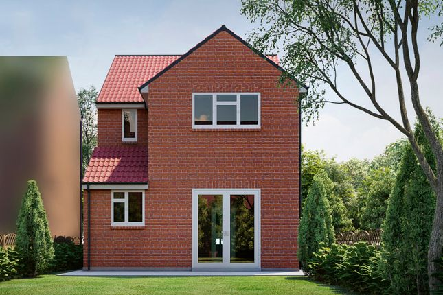 Thumbnail Detached house for sale in Granborough Road, North Marston, Buckingham