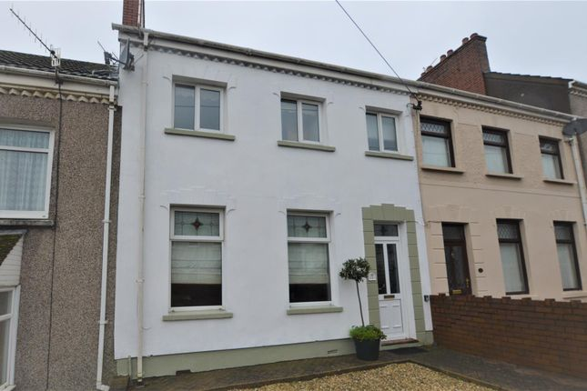 Thumbnail Terraced house for sale in Pemberton Avenue, Burry Port