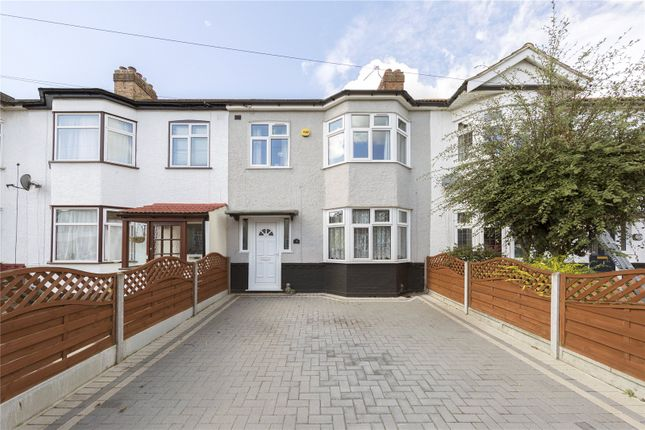 Thumbnail Terraced house for sale in Southdown Road, Hornchurch