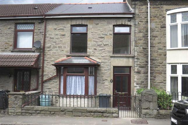 Thumbnail Terraced house to rent in Glancynon Terrace, Abercynon, Mountain Ash