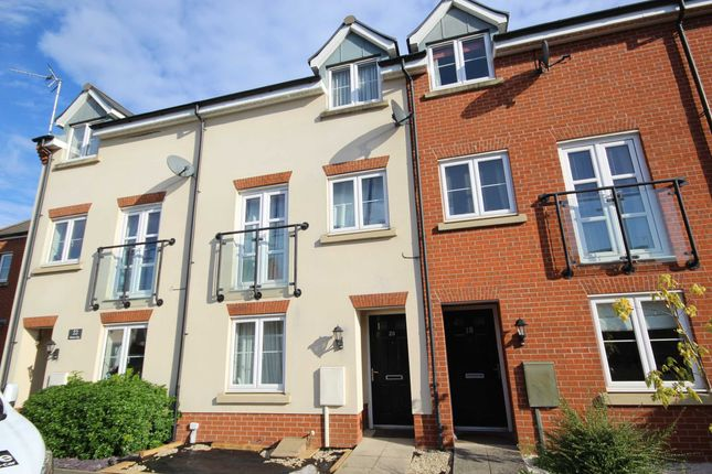 Thumbnail Terraced house for sale in Webbs Way, Mitton, Tewkesbury, Gloucestershire