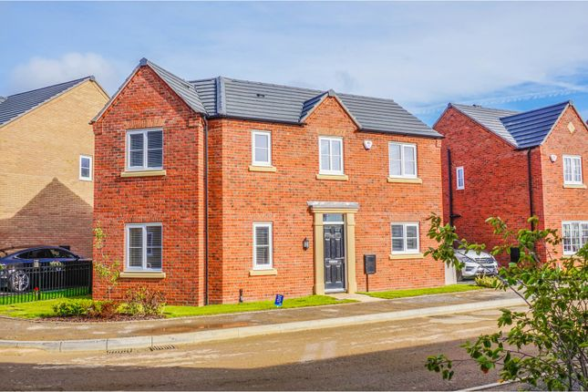 Thumbnail Detached house to rent in Angelica Grove, Houghton Conquest