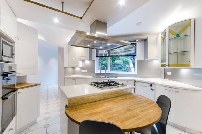 Thumbnail Detached house to rent in Home Park Road, Wimbledon Park