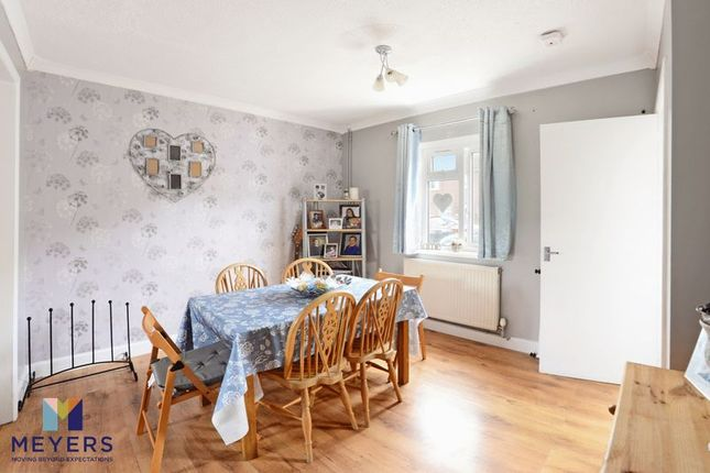 Thumbnail End terrace house for sale in Cambridge Road, Dorchester