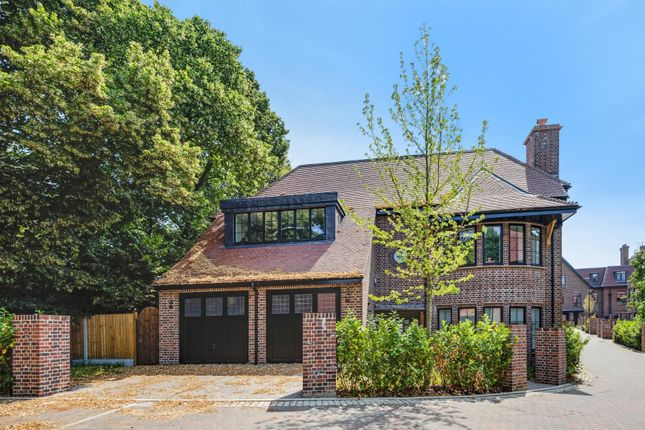Thumbnail Detached house for sale in Chandos Way, Hampstead Garden Suburb