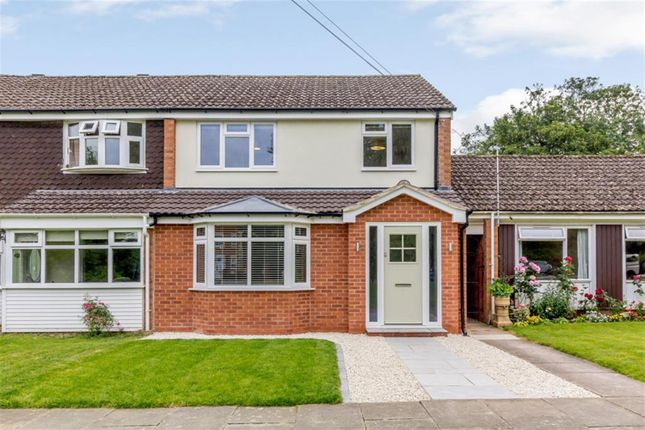 Thumbnail Semi-detached house for sale in Rising Lane, Knowle, Solihull