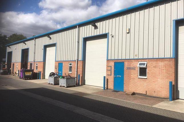 Thumbnail Light industrial to let in Unit 3 Burnside Industrial Estate, Swingbridge Road, Grantham, Lincolnshire