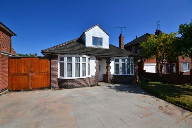 Thumbnail Detached house to rent in Romway Avenue, Evington, Leicester