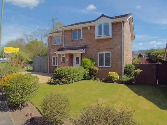 Thumbnail Detached house for sale in Bosville, Eastleigh