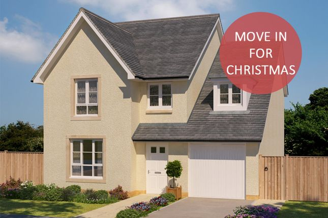 "Thumbnail Detached house for sale in ""Drummond"" at South Larch Road, Dunfermline"