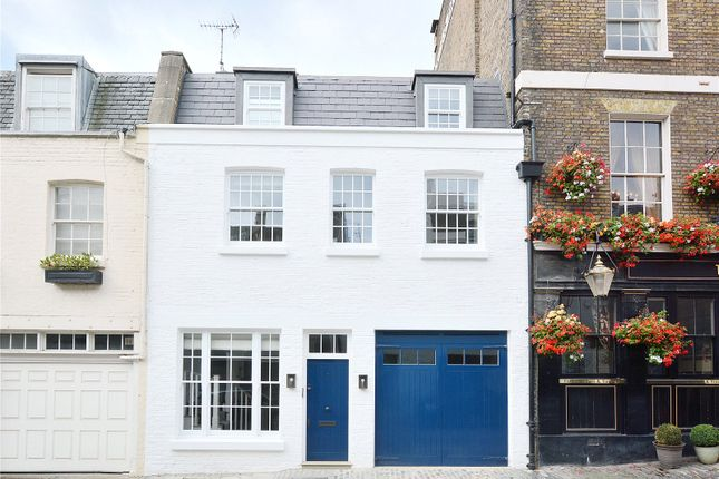Thumbnail Detached house for sale in Belgrave Mews West, London