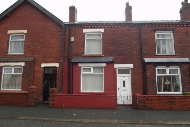 Thumbnail Terraced house to rent in Church Road, Wigan