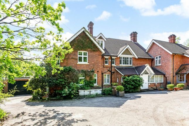 Thumbnail Semi-detached house for sale in London Road, Windlesham
