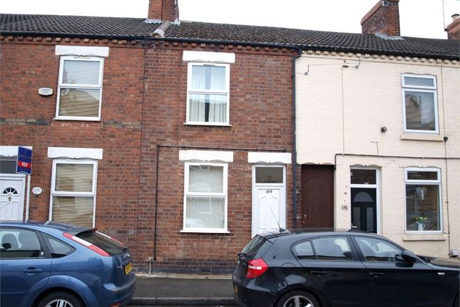 Thumbnail Terraced house to rent in Wetmore Road, Burton-On-Trent, Staffordshire