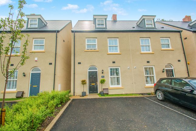 Thumbnail 4 bed semi-detached house for sale in Trem Y Coed, St. Fagans, Cardiff