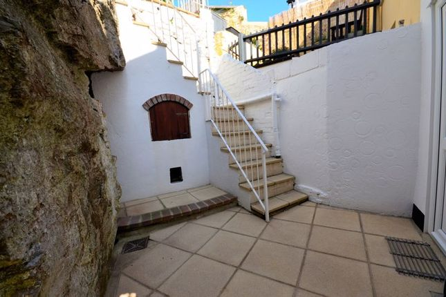 Courtyard of Station Hill, Brixham TQ5
