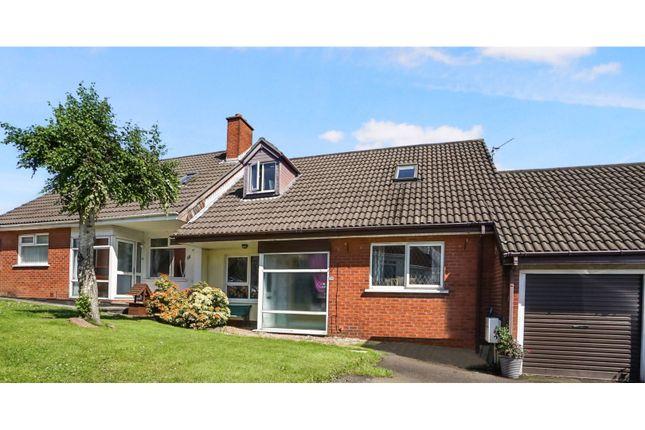 Thumbnail Semi-detached bungalow for sale in Bexley Parks, Bangor