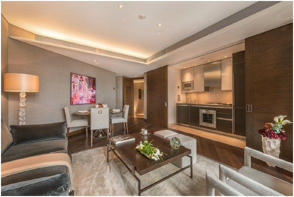 Thumbnail Flat to rent in One Hyde Park, Knightsbridge